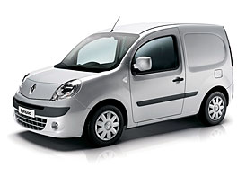 Renault Kangoo Express Compact: dal�� verze mal�ho u�itkov�ho bestselleru