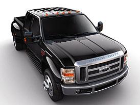 Ford: nový diesel pro velké pick-upy (257 kW, 880 Nm)