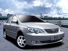 BYD: Čínská automobilka loni ztrojnásobila svůj zisk