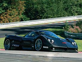 Pagani Zonda F Clubsport: nový rekord na Nürburgringu ve své kategorii