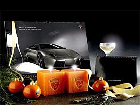 Superlehké Vánoce s Lamborghini
