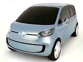 Video: Volkswagen space up! – další varianta vozu s motorem vzadu