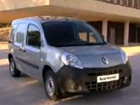 Video: Renault Kangoo Express – nová generace nastupuje