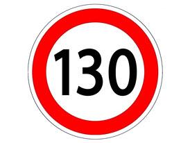 Omezení rychlosti na německých dálnicích je opět na stole
