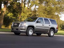 GM už v USA vyrábí komponenty pro velká hybridní SUV