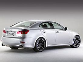 SEMA 2007: Lexus IS F-Sport – Když se kutí profesionálně