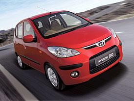 Hyundai i10: nejmen�� model se p�edstavil v Indii