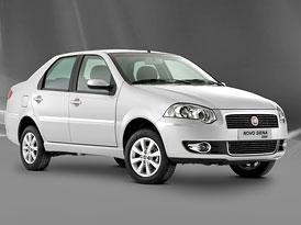 Fiat Siena: oficiální fotografie a nové informace