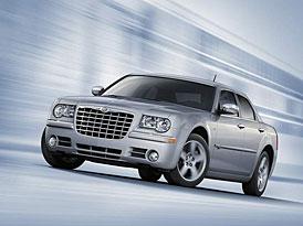 Chrysler 300C (model 2008): nové ceny pro český trh
