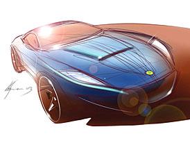 Lotus: nový model Eagle v roce 2008, následovník Espritu přijde v roce 2009