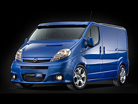 Opel Vivaro VPC: Stovka rychlých dodávek pro nizozemský trh