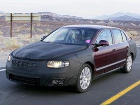 Škoda Superb: první jízda s novou generací