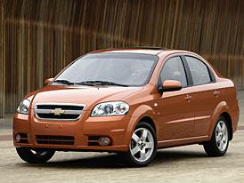 GM a UkrAVTO společně vyrábějí Chevrolety Aveo v Polsku