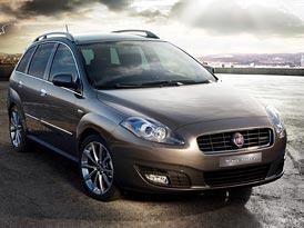 Fiat Croma: facelift v duchu Brava