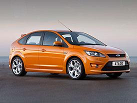Ford Focus ST: Nové kladivo na scéně (další fotografie)
