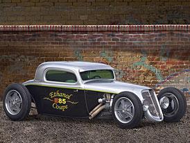 SEMA 2007: Chevy Hot Rod 1934 Replica – Objem ničím nenahradíš?