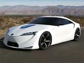 Video: Toyota FT-HS – detailní prohlídka sportovního konceptu