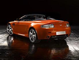 Aston Martin V8 Vantage N400 Roadster: pouze pro 240 šťastlivců