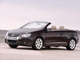 Volkswagen Eos s nov�m z�kladn�m motorem: 1,4 TSI (90 kW) st��d� 1.6 FSI (85 kW)
