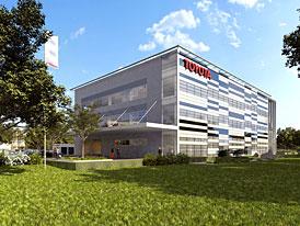 Toyota stav� nov� administrativn� centrum v Praze