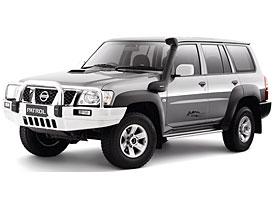 Nissan Patrol DX Walkabout: omezená série pro Austrálii