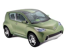 Toyota Urban Cruiser –  se stane základem pro sériový model