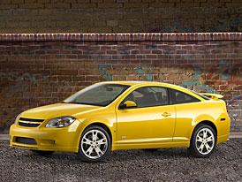 Chevrolet Cobalt SS:  juniorský muscle car