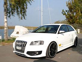 Audi S3 O.CT Tuning: výkon a jízdní vlastnosti na prvním místě