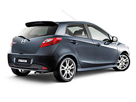Mazda Demio: vítěz ankety Auto roku 2008 v Japonsku