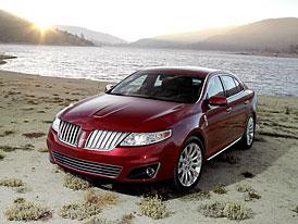 Lincoln MKS: nový pohled na luxusní limuzíny v USA (video)