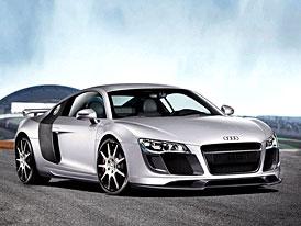 Audi R8 PPI: agresivnější vzhled a vyšší výkon