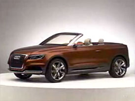 Video: Audi Cross Cabrio Quattro – kabriolet do terénu