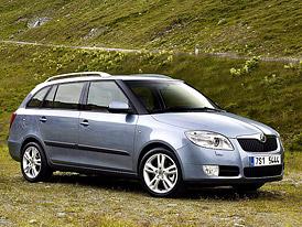 Škoda Auto: První čtvrtletí roku 2008 uzavřela automobilka s 15% růstem odbytu
