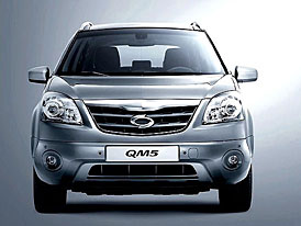 Samsung QM5 předběhl Renault Koleos: prodej začne ještě letos