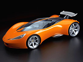 Lotus Design Hot Wheel Concept: supersport do kapsy