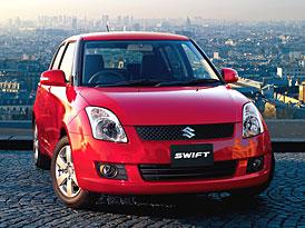 Suzuki Swift 2008: jemné retuše originálu