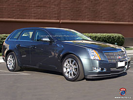 Spy Photos: Cadillac CTS Wagon - bez kombi to (v Evrop�) nejde