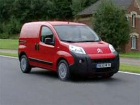 Citroën Nemo: doplnění řady užitkových modelů