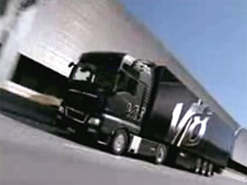 Video: Man TGX – reklama na Truck of the Year 2008