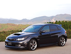 Subaru Impreza WRX STI na �esk�m trhu za 1,149 milionu K�, v nab�dce i verze N1