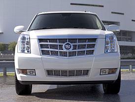 LED světla pro Cadillac Escalade Platinum