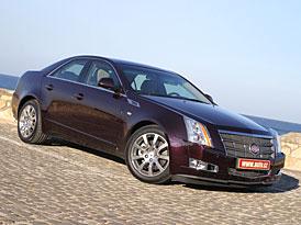 Cadillac CTS: Prvn� j�zdn� dojmy