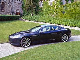 Aston Martin zvažuje výrobu mimo Velkou Británii