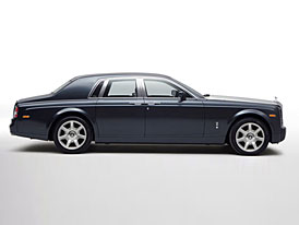 Rolls Royce Phantom Tungsten Edition: absolutní limuzína