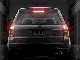 Subaru: zcela nový Forester jako vánoční dárek