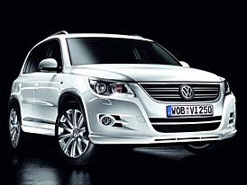 Volkswagen Tiguan: v Essenu se představí sportovní paket R Line