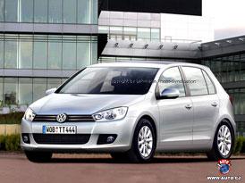 Spy Photos: šestý Volkswagen Golf opět na scéně