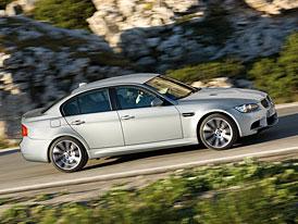 BMW M3: sedan na �esk�m trhu levn�j�� ne� kup� (+ nov� ni��� cena kup�)