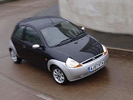 Ford Ka je v Británii stále trhák. Přichází další limitovaná edice