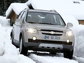 Soutěž o Chevrolet Captiva - soutěžní otázka č.8